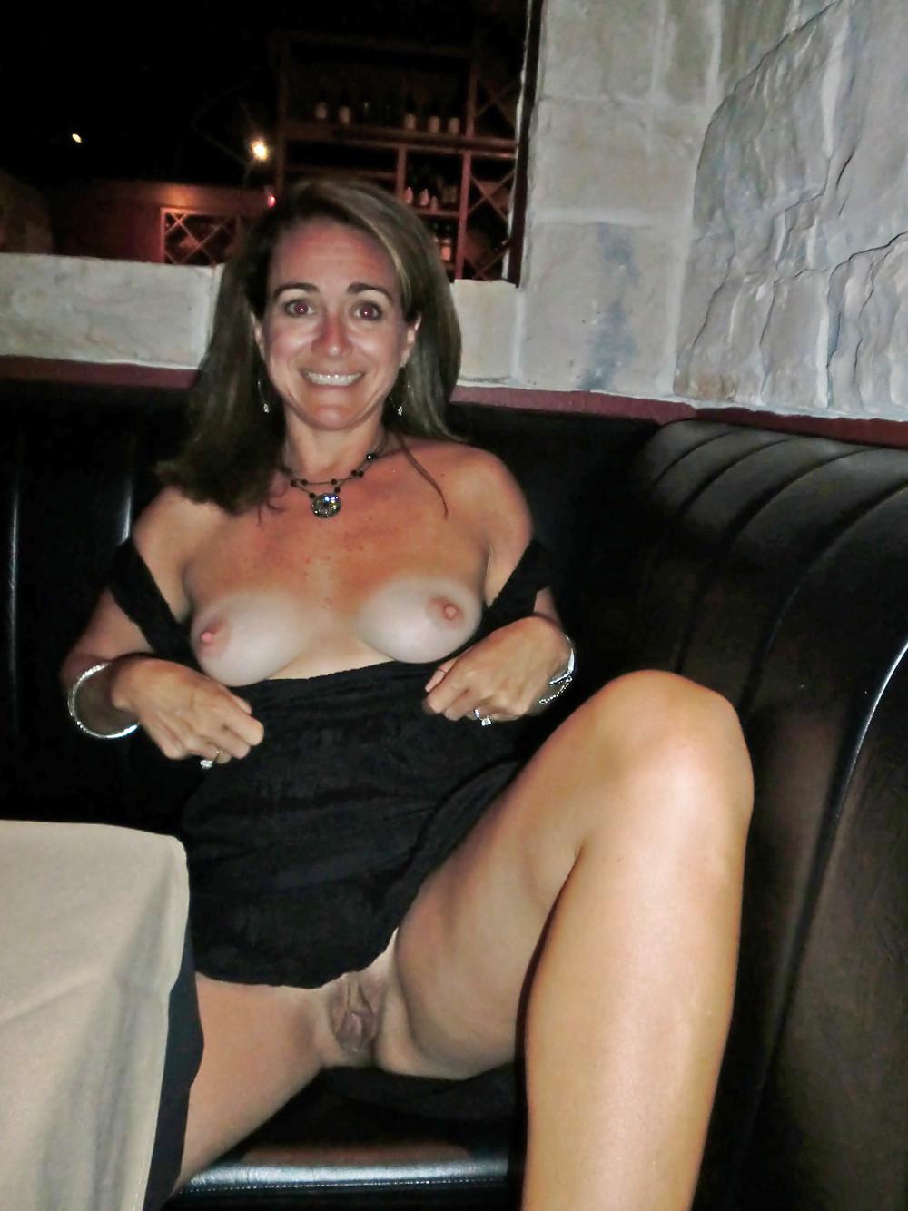 Mature women upskirt-7951