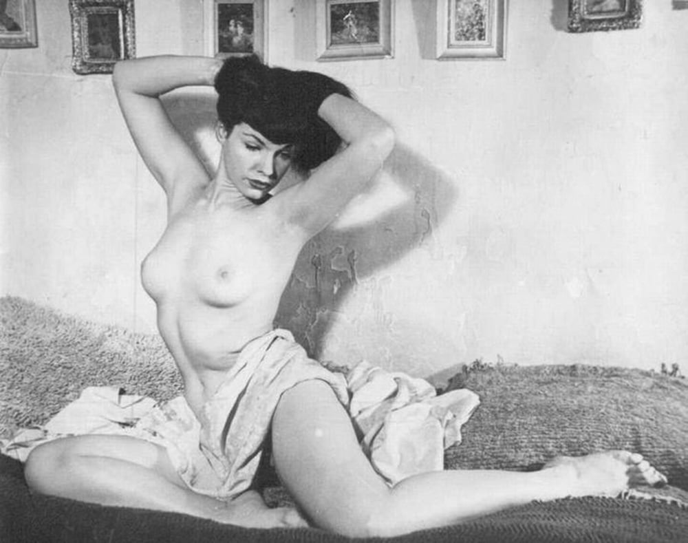 Bettie Page In Daring Photos