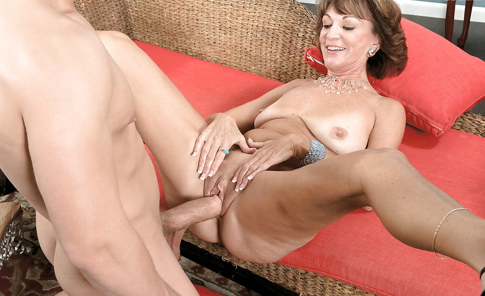 This milf loves young cock