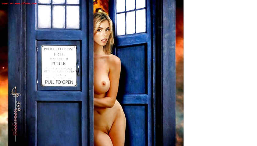 Naked pictures of billie piper — img 15