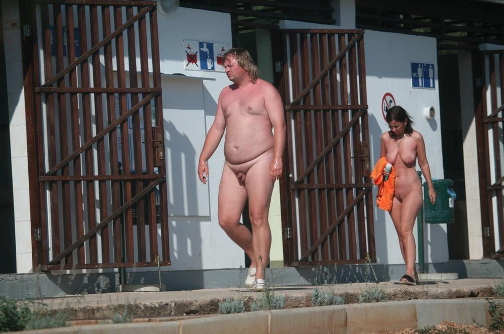 Nudist resort for retirees