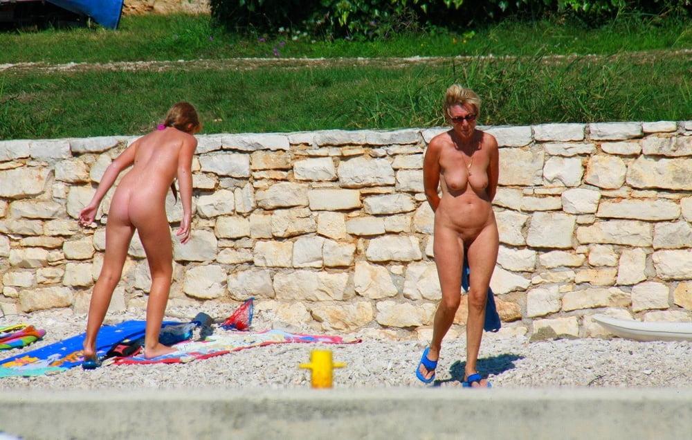 Conan Flula Borg Visit A Nude Beach