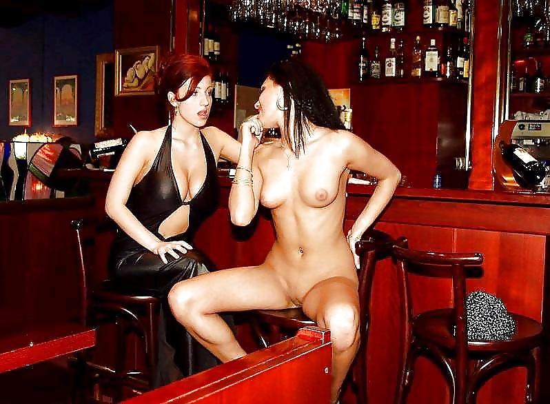 Фото голых в баре, порно радио лове