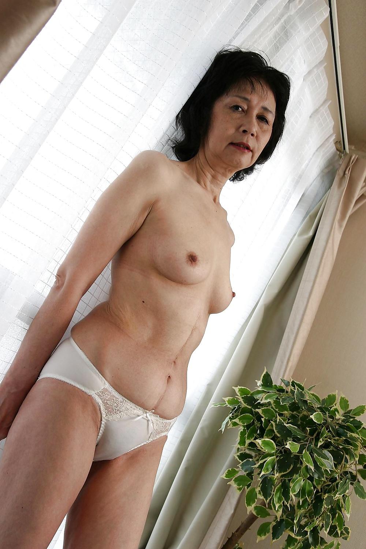 Asian granny pics