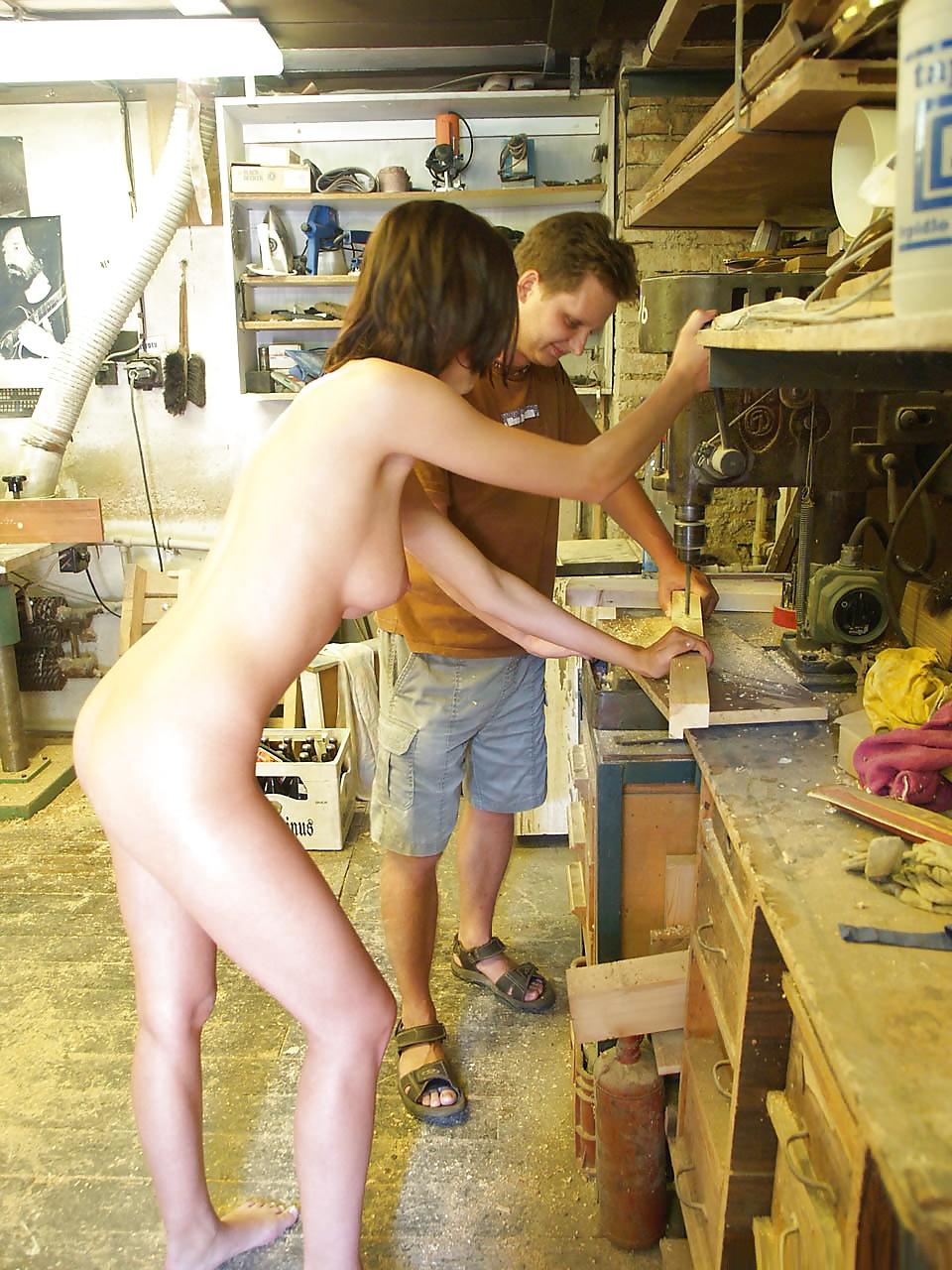 Nude xhamster
