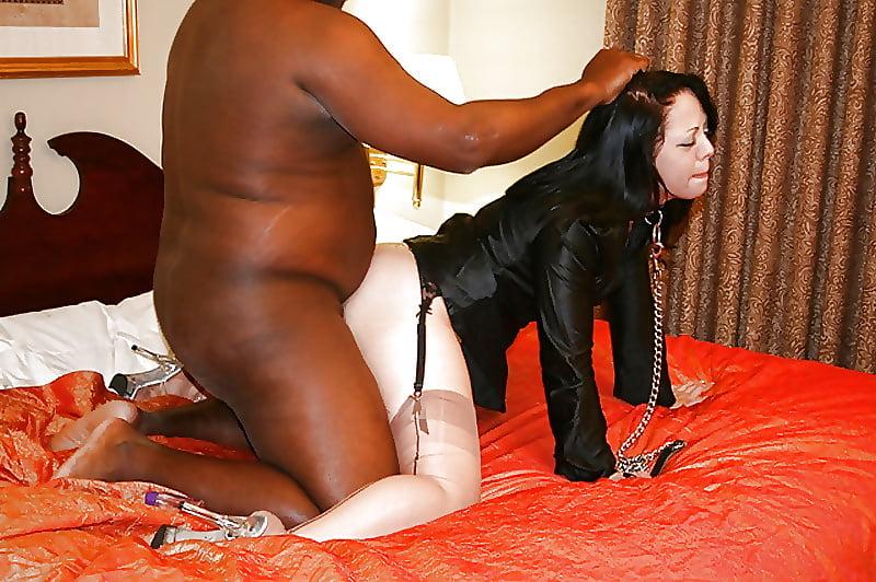 Beautiful black woman white man porn