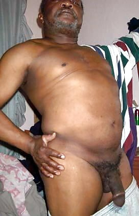 Black men naked older clip art — 12