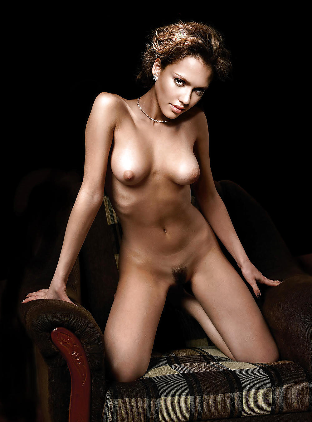 Jessica Alba Fakes - 5 Pics - Xhamstercom-3925