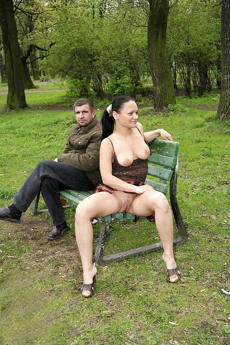 фильмы эротика в метро девушка мастурбирует сидя на лавочке - 13