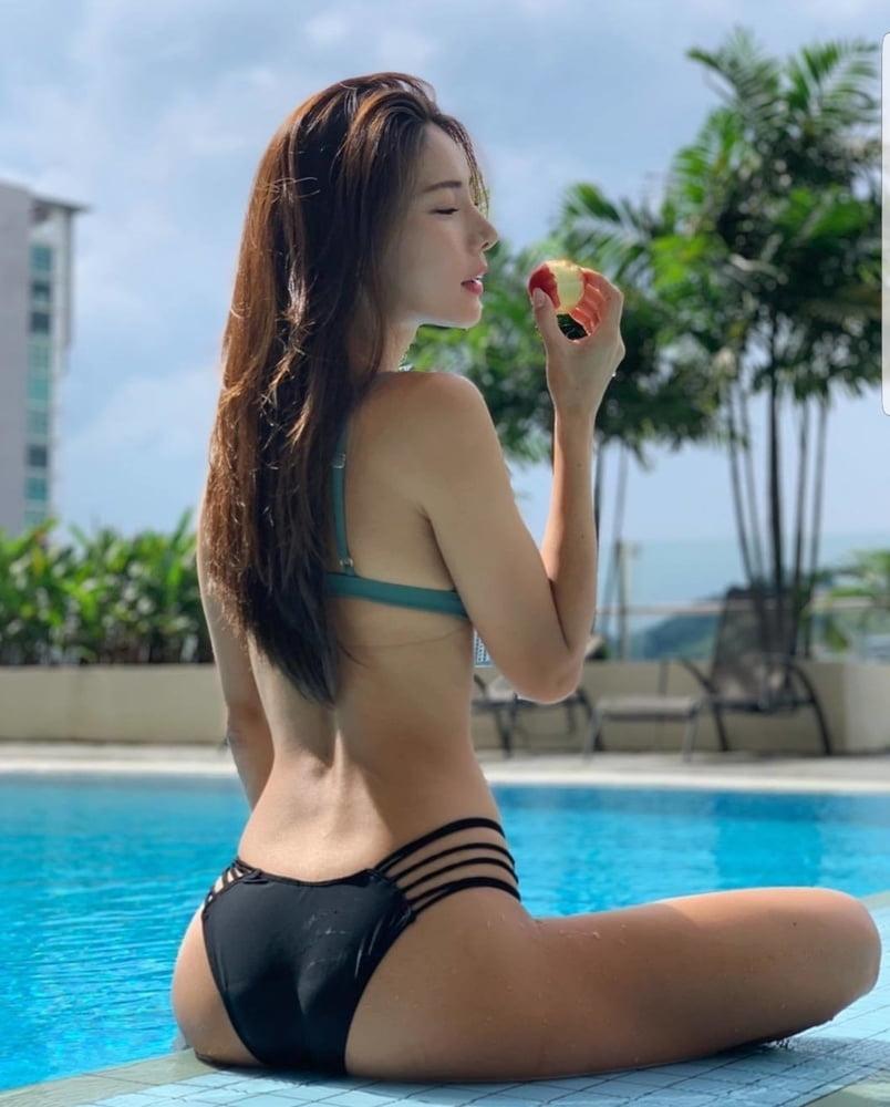 Hot sexy korean model-5597