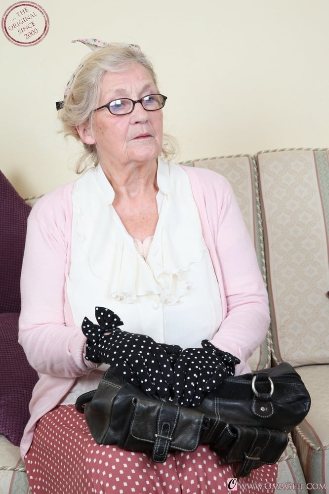 Granny lingerie pictures