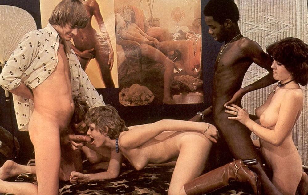 Old Vintage Sex Group Circa Tonic Movies 1