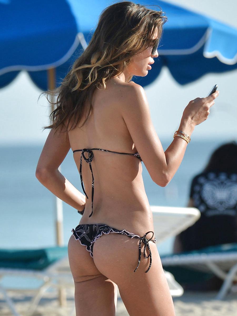 Bikini photo topless