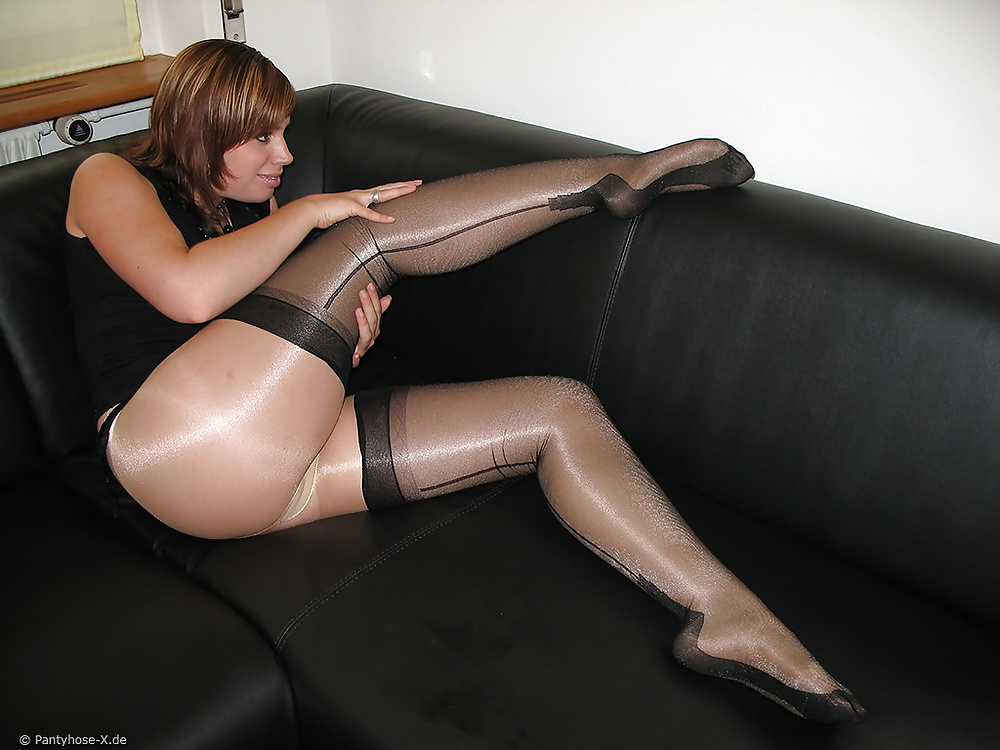 Fetish sexy russian women in pantyhose