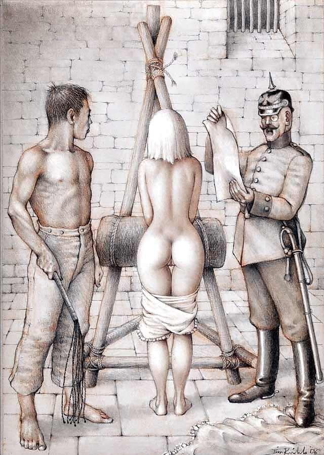Submissive lesbian sex slave