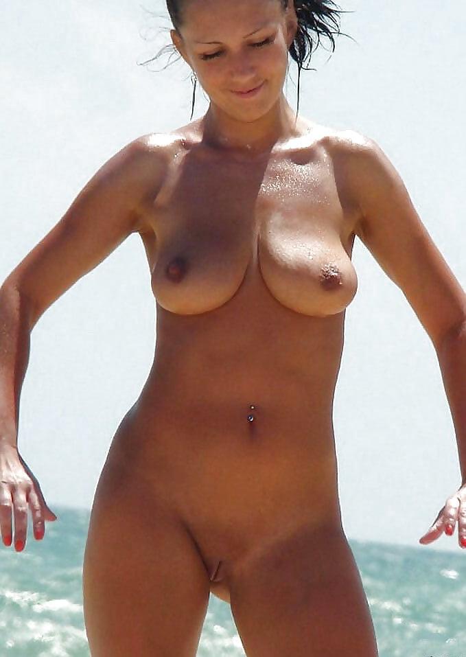 Beach amateur naked