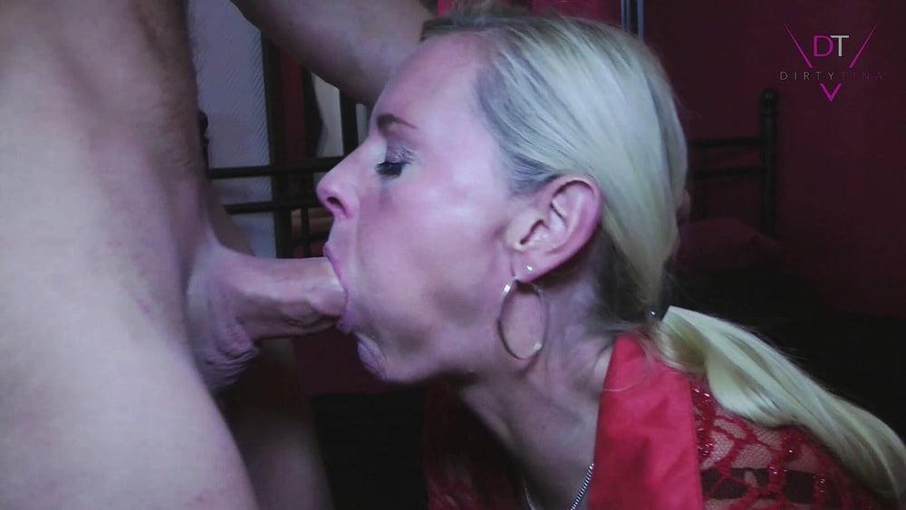 Dirty Tina Blowjob