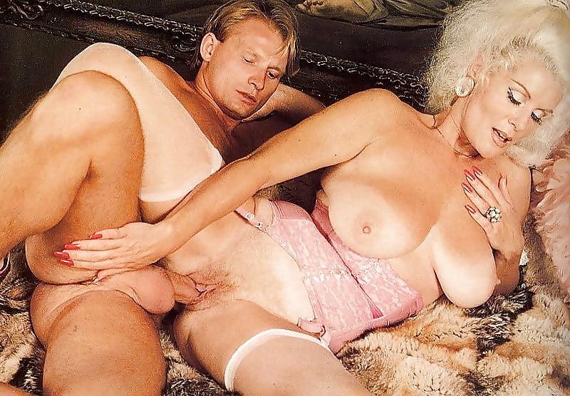 Ретро порнофильм с пожилыми