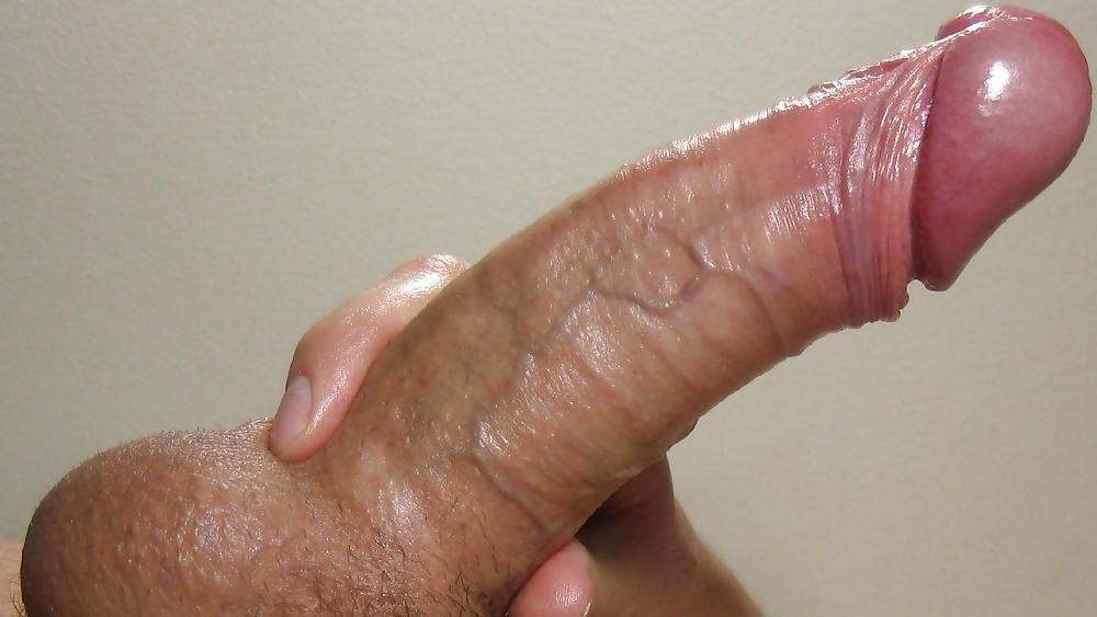 Huge Cock Bareback Close Up