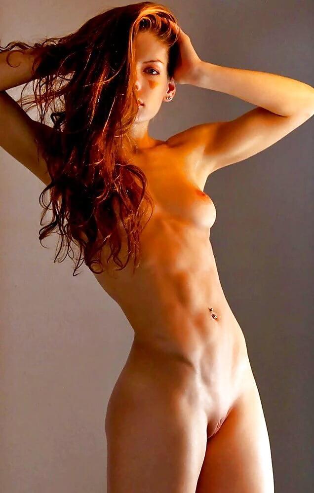 Young skinny naked girl fucks her yoga instructor