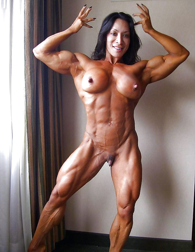 Free nude pictures of bodybuilding women
