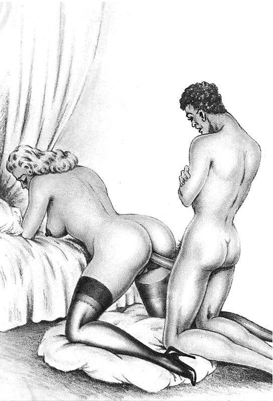 Рисованные порнографические картинки, телку развели на минет смотреть частное