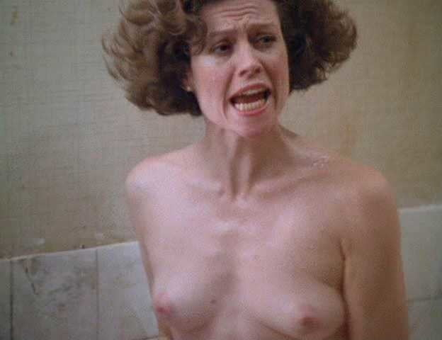 sigourney-weaver-nude-smoking-spandex-leggings-ass