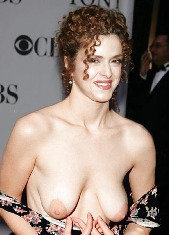 Bernadette peters nipples — photo 9