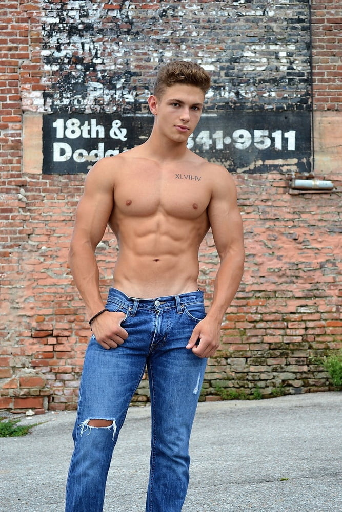 Nude guy jeans 1
