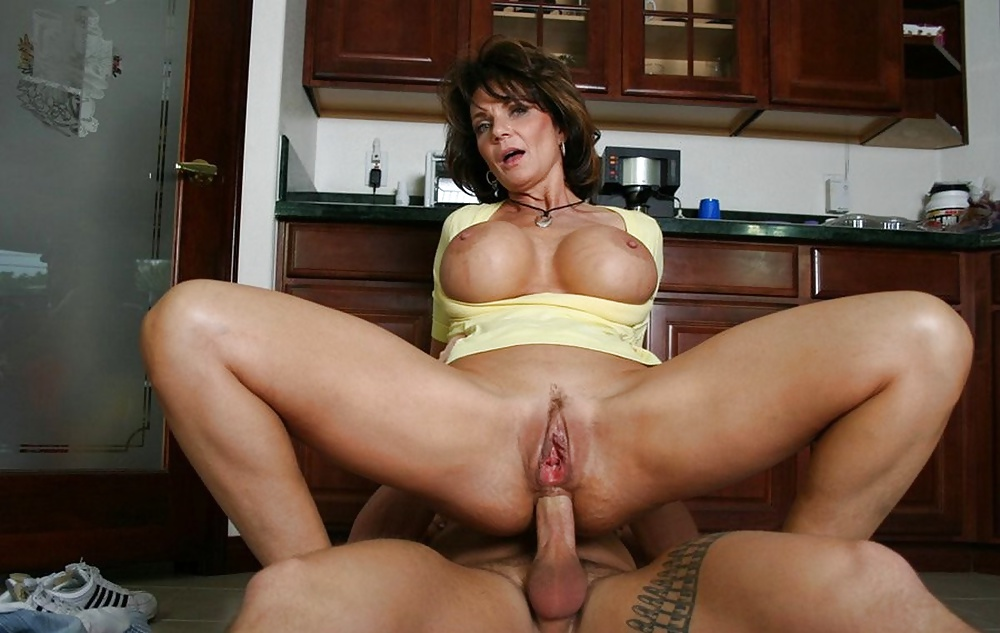 Watch super sweet milf mother try taboo experiments again and again