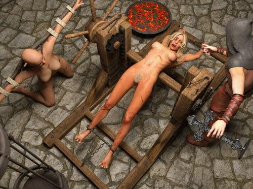 Femdom torture dungeon free stories