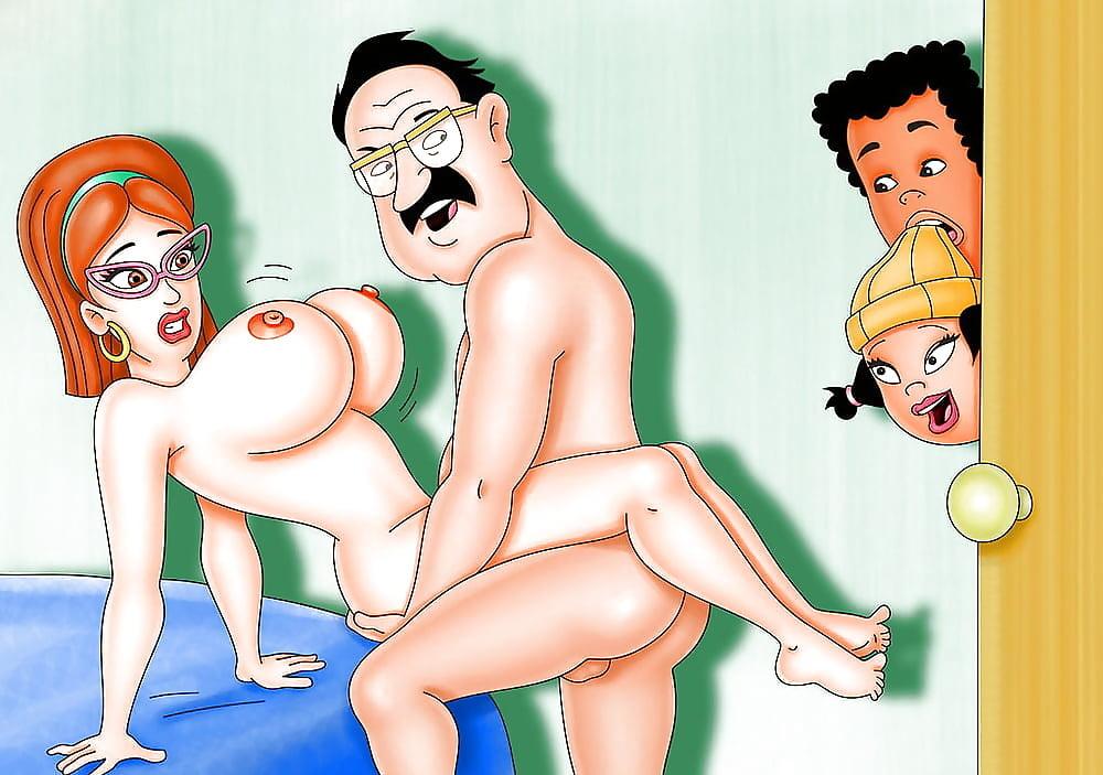 Cartoon porn tram pararam recess