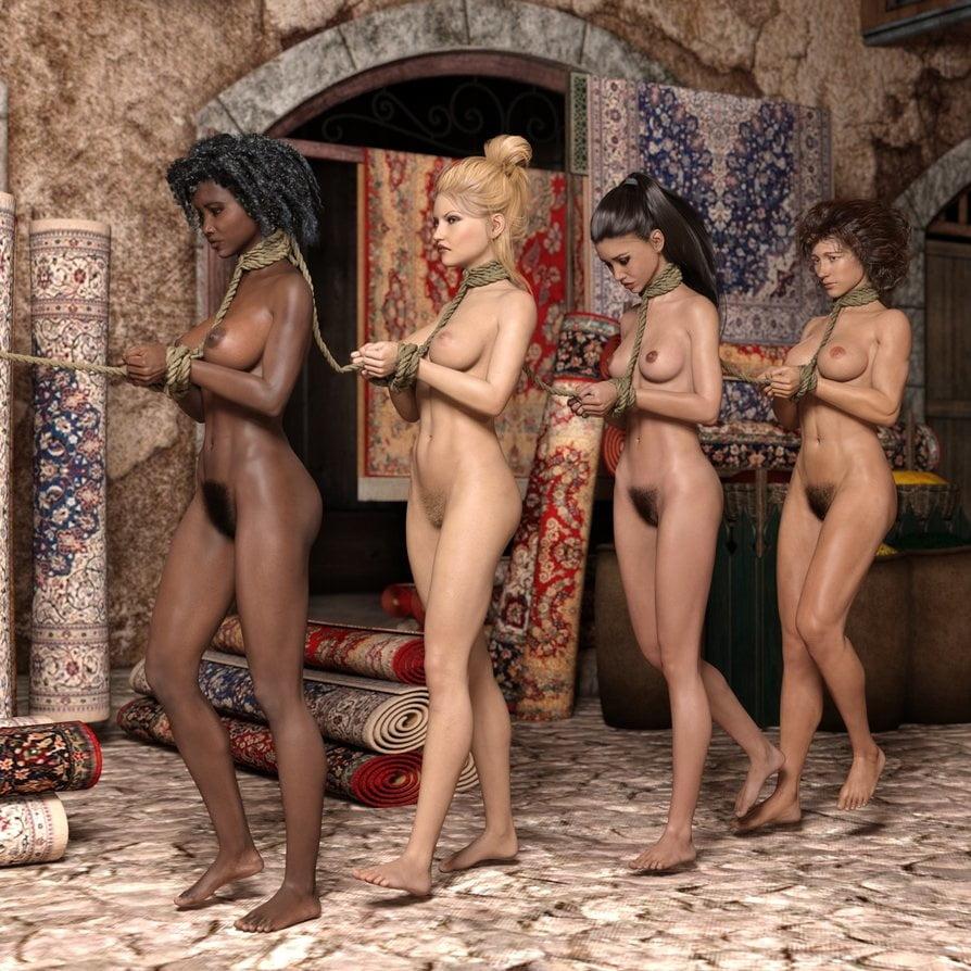 Five steps to the harem