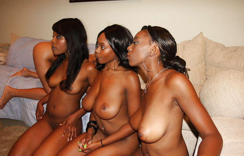 Ebony foursome