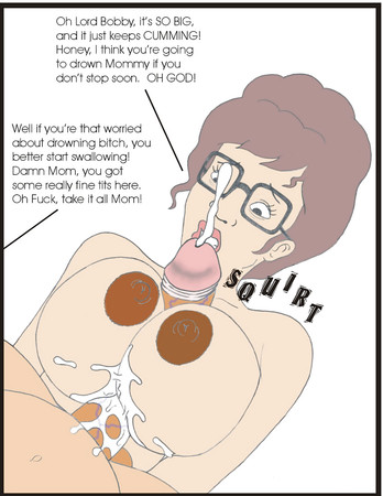 peggy hill anal