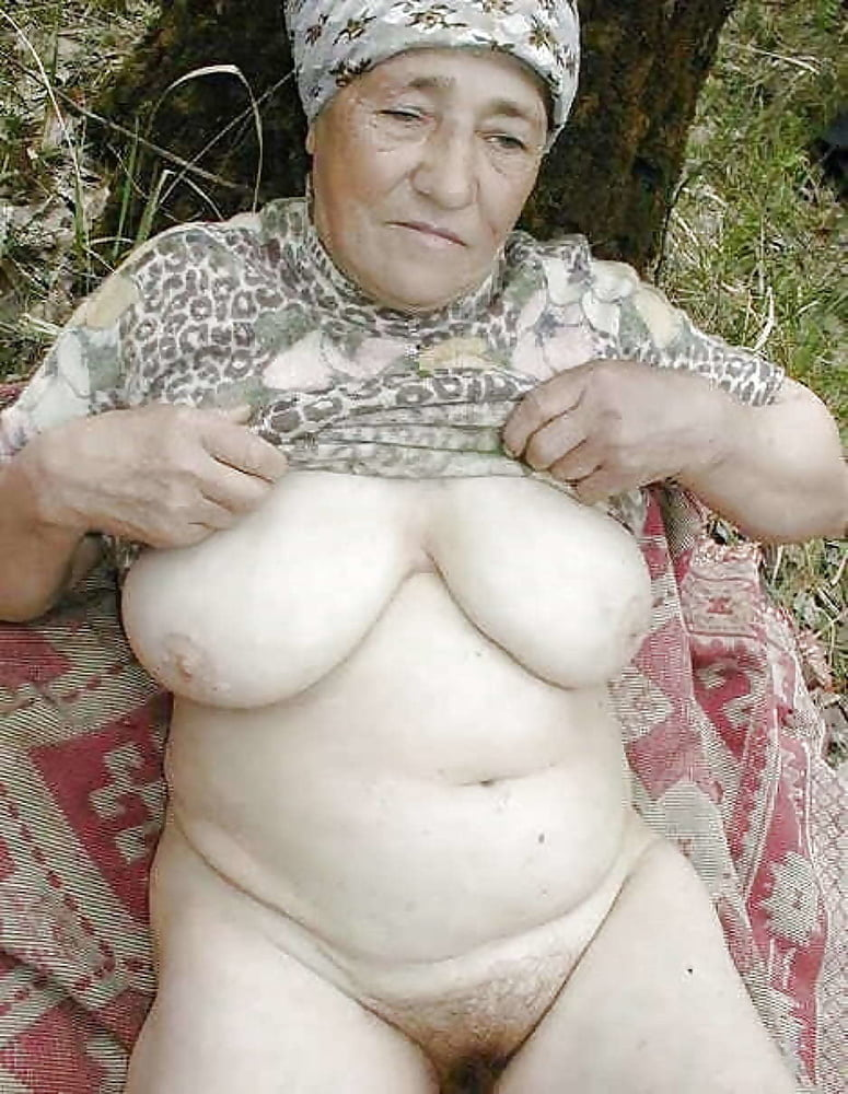 Pakistan granny nude