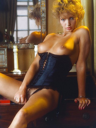 Wildhofer nackt regine Playboy Germany