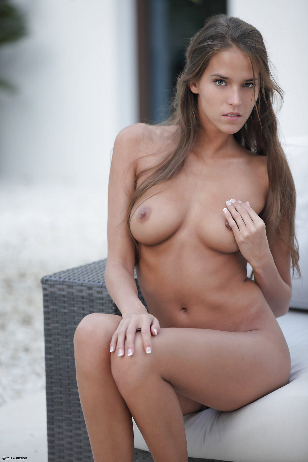 Naked tan boobs-1511