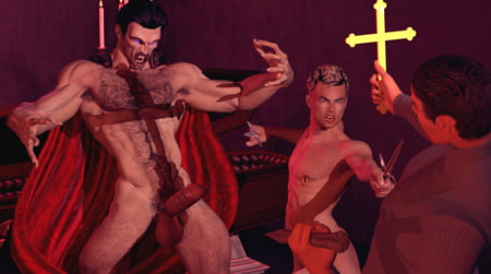 vampire galleries Gay