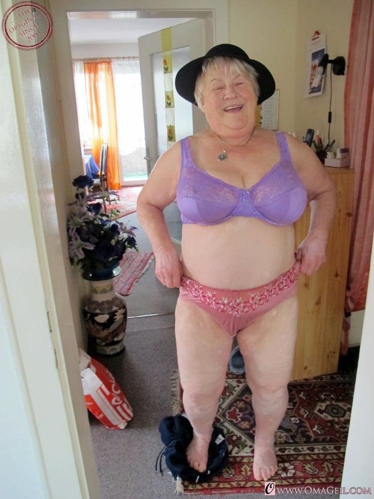 Granny asian picture