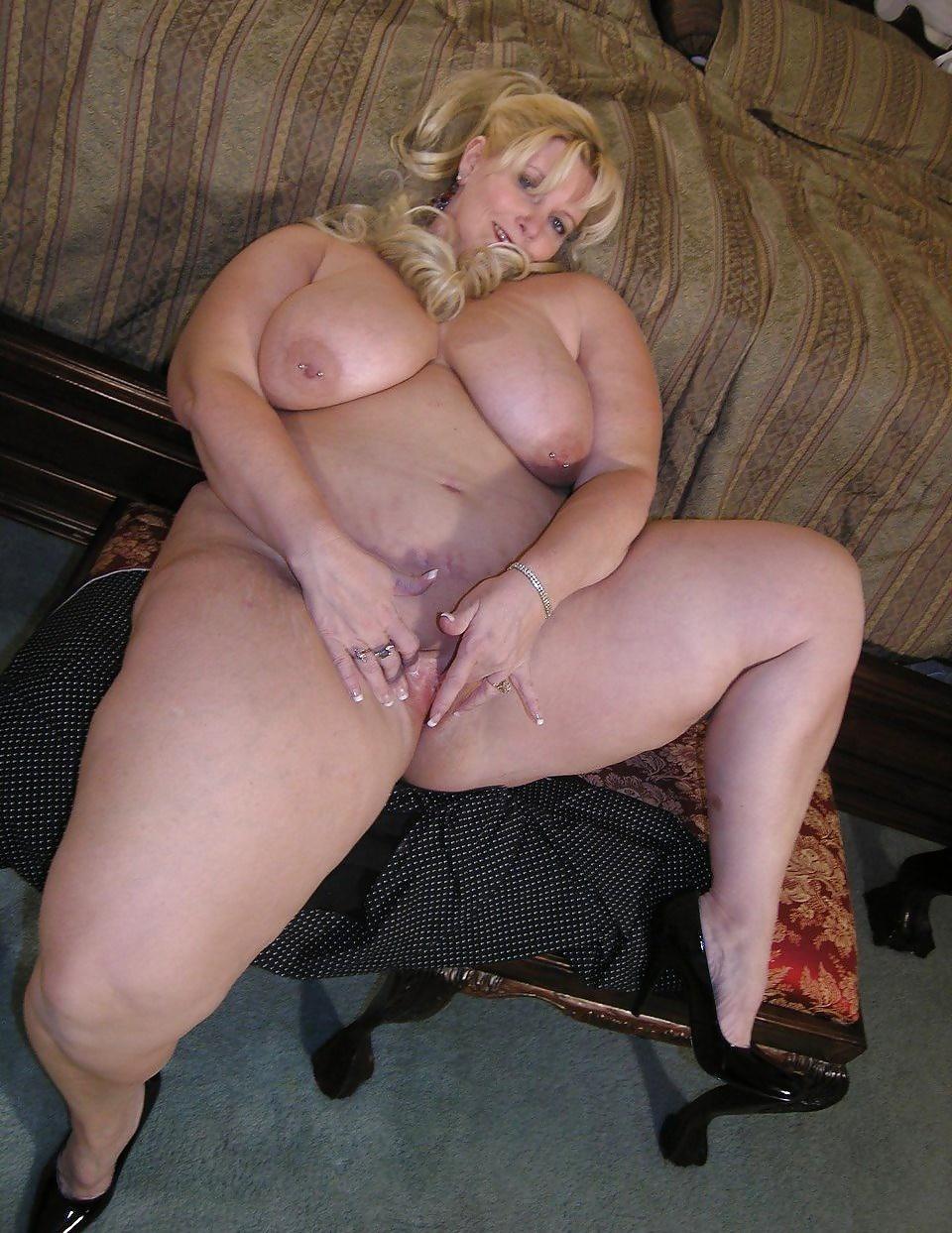 blonde bbw porn Mature