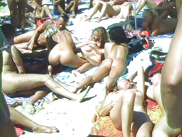Beach sexual harassment remains tricky to tackle