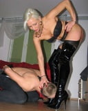 strict mature mistress for...