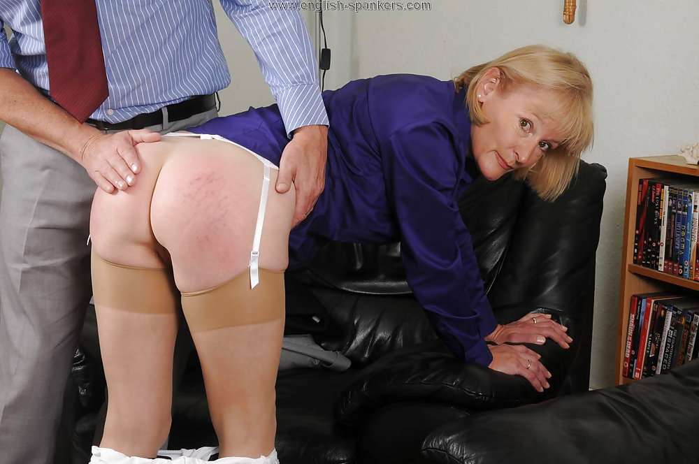 Get mature woman spanking woman porno for free
