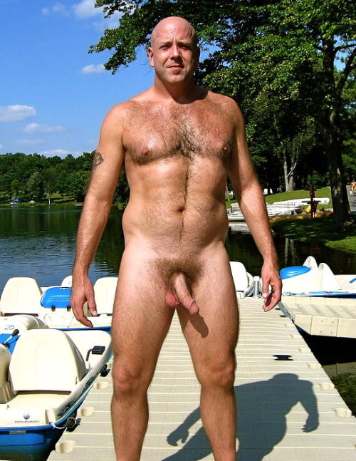 Real daddy naked sexy naked
