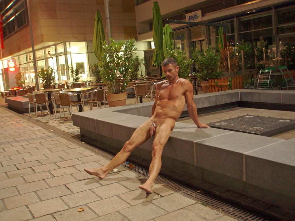 Male Exhibitionist Stories