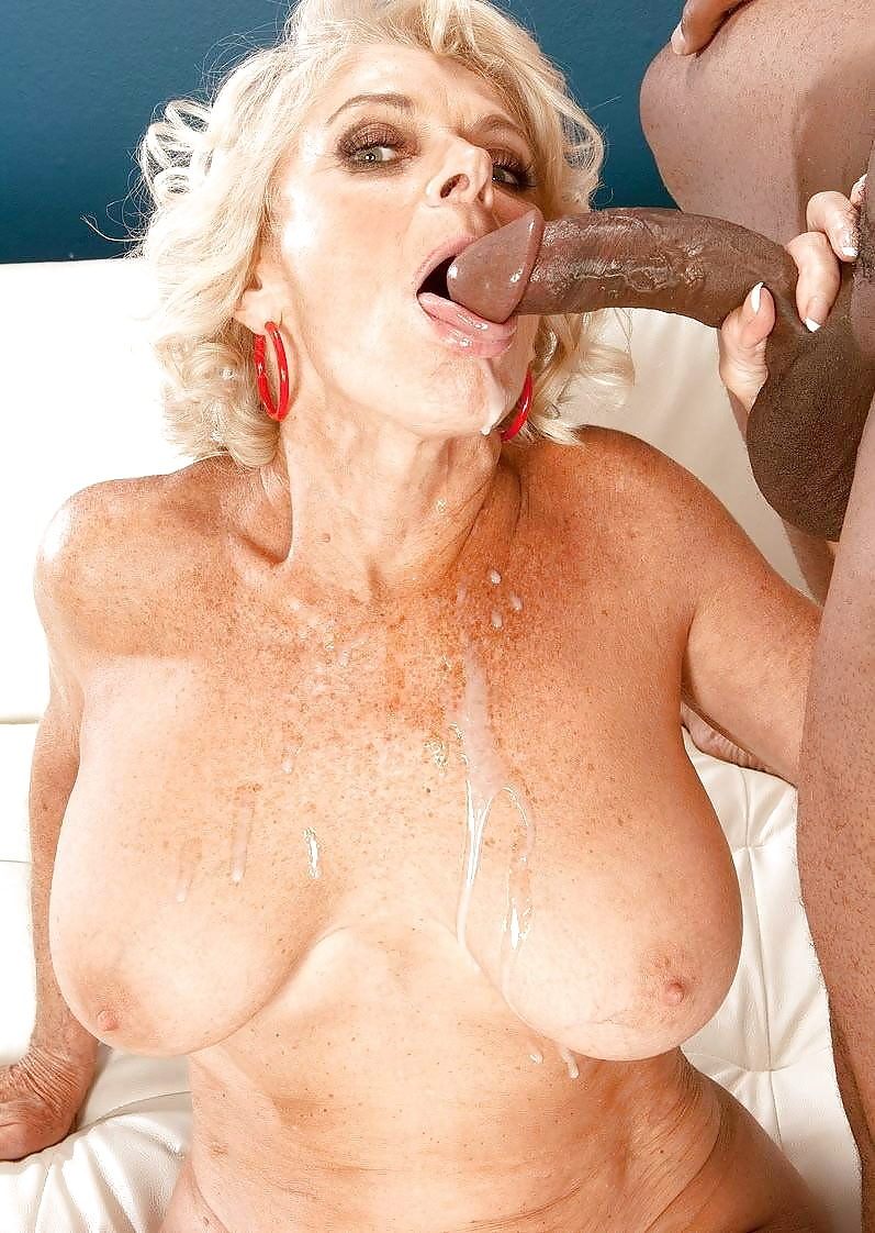 Georgette with black porn tube — pic 11