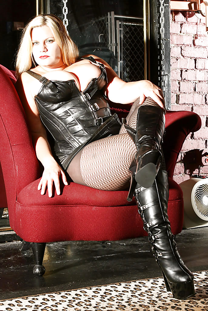 Plus size extra wide calf boots