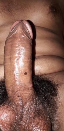 Homemade big black booty with dildo