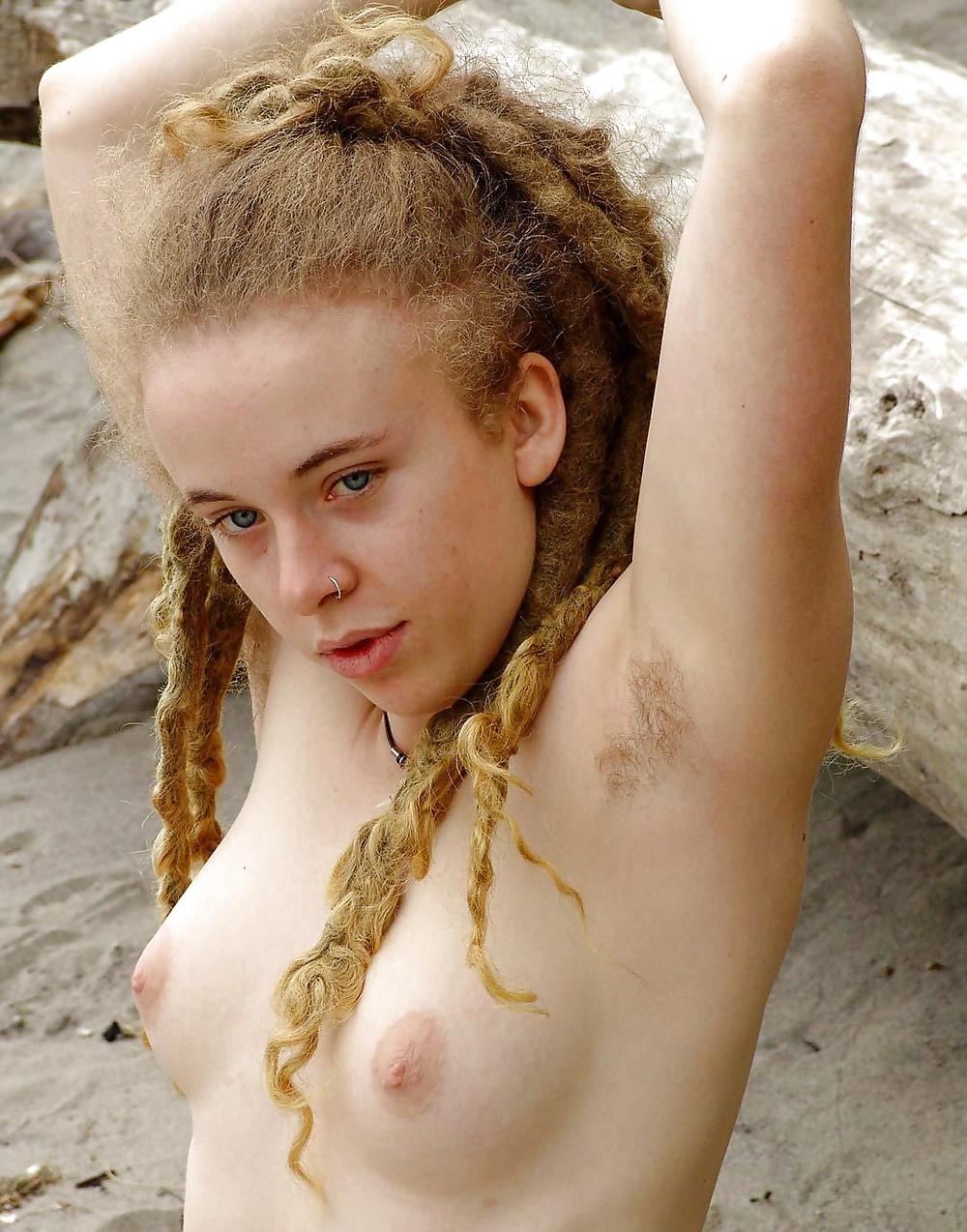 Naked dreadlock sweet hot sexy girl photo gallery